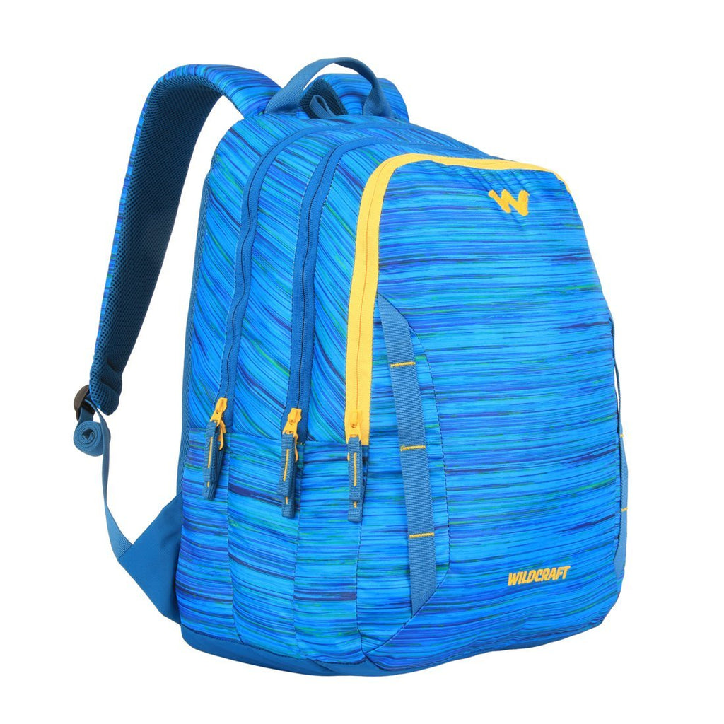 Wildcraft WC 7 Vistas 5 Blue School Bag