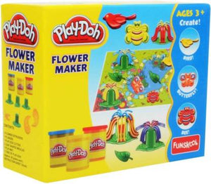Playdoh Flower Maker-2015