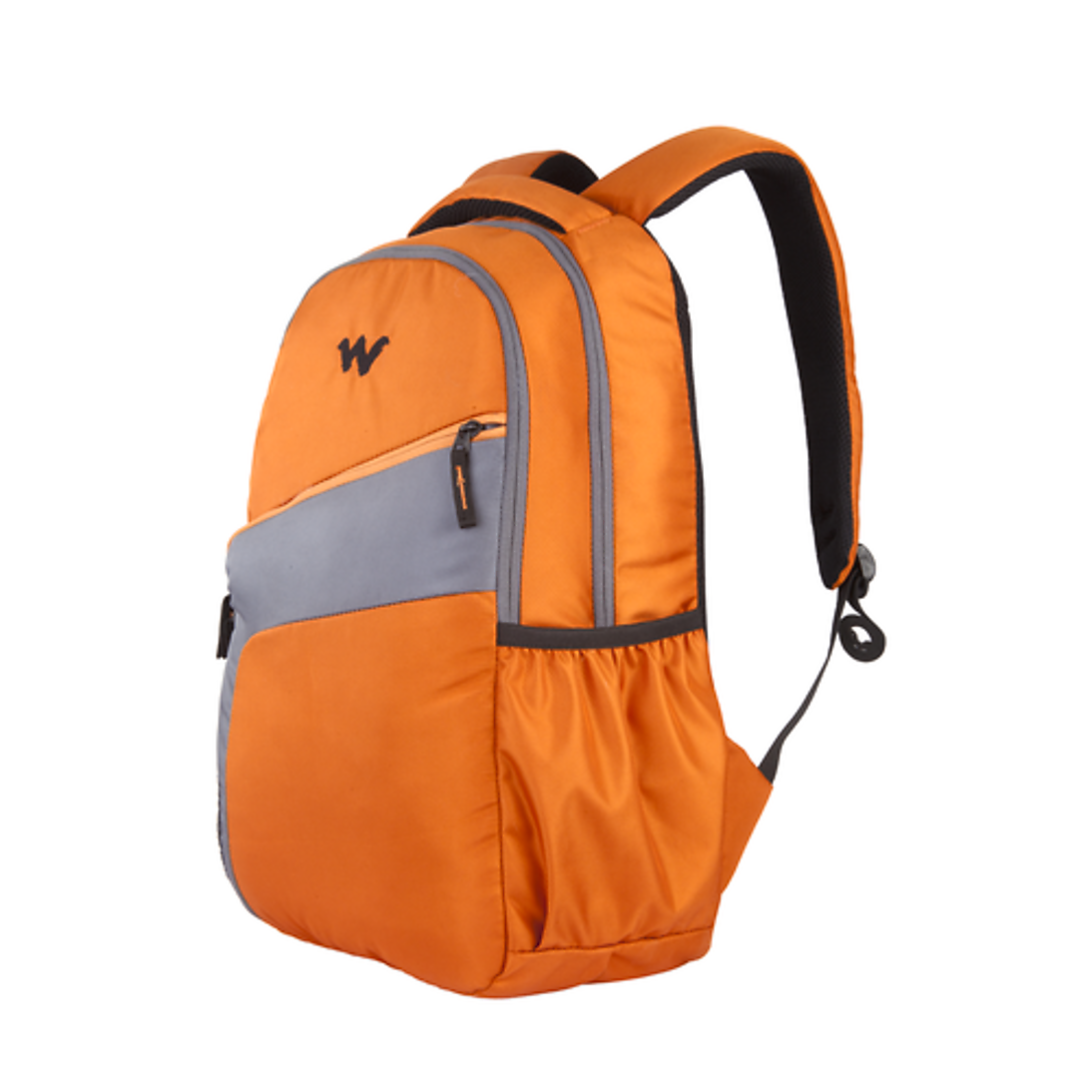 Wildcraft Virtuso Orange Laptop Bag