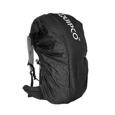 Quipco Turtleback Rain Cover - 55 To 80 Litres - Ayudh Sports LLP  - 1