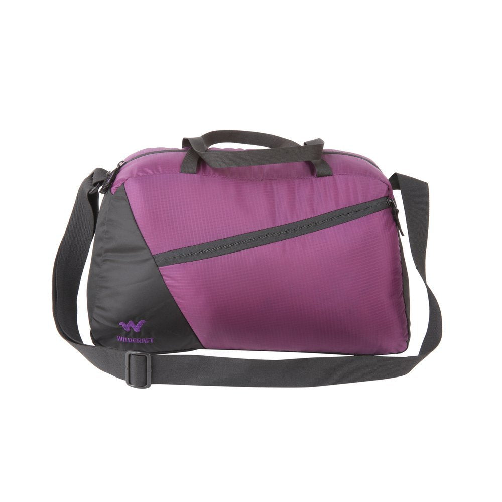 Wildcraft Tinker Purple Duffle Bag