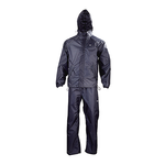 Wildcraft Rain Jacket Suit Black