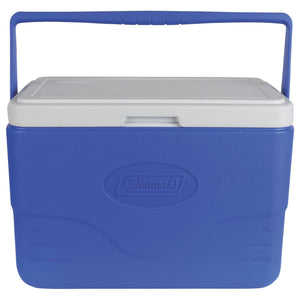 Coleman 28Qt/26 Litres Cooler with Bail Handle (Blue) - Ayudh Sports LLP  - 1
