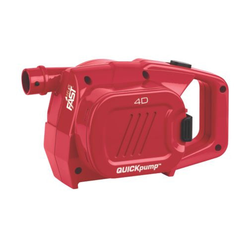 Coleman Quickpump 4D Red
