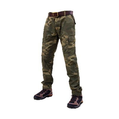 Quipco Ranger Camouflage Trek Pants (Size Options Available) - Ayudh Sports LLP  - 1