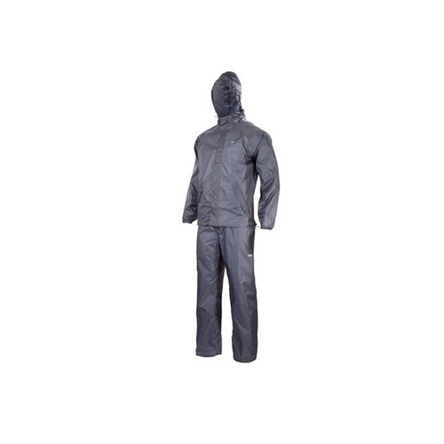 Wildcraft Rain Cheater Suit Grey