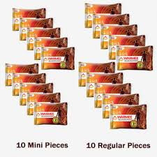 Warmee (pack of 10 regular pack & 10 mini pack) - Ayudh Sports LLP