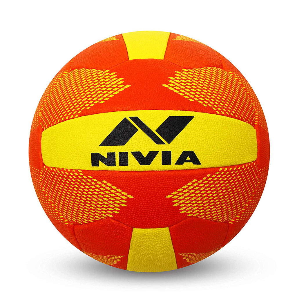 Nivia Throw Ball Grained Size 5 TB-369