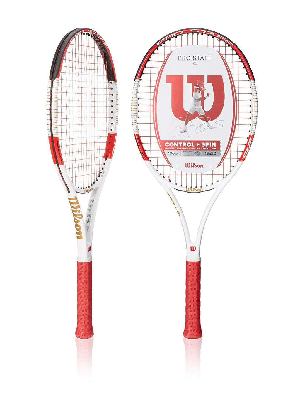 Wilson PS 25 Tennis Racquet