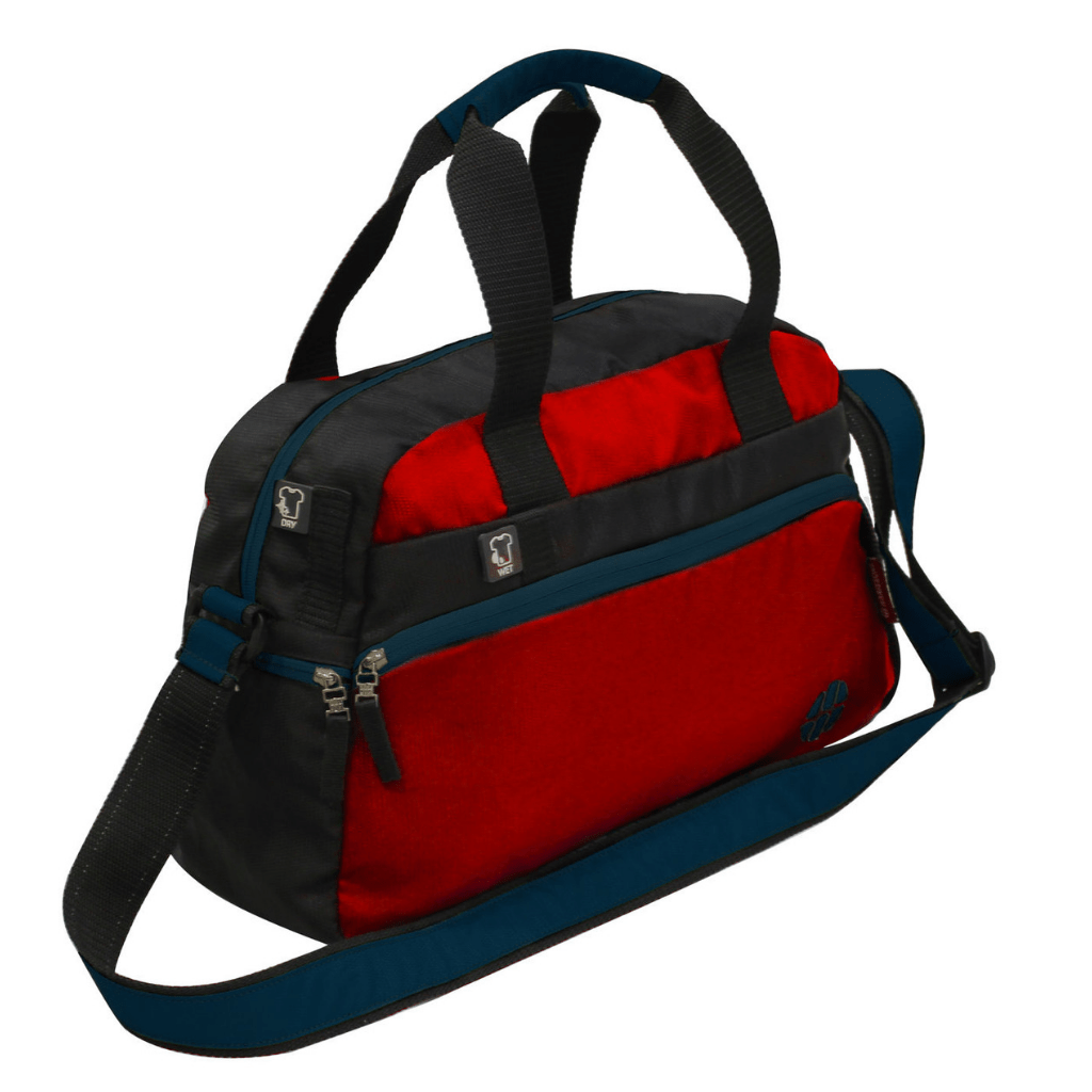 Harissons H2O Swimming Bag Red/Black