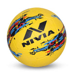 Nivia Storm Football, Size 5 (Yellow) FB-353