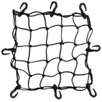 "Mototech Flexi Hook Bungee Net - 15""x10"" - Ayudh Sports LLP  - 1"