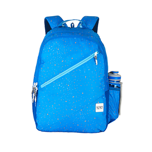 Wildcraft Wiki 3 Spray Blue School Bag