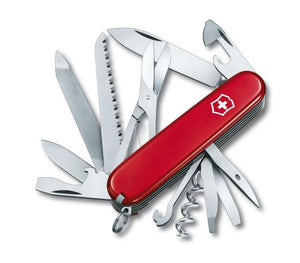 Victorinox Ranger Imprint Red Swiss Army Knife (1.3763.71) - Ayudh Sports LLP