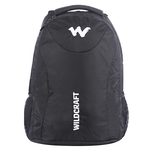 Wildcraft Pulse 2 Black Laptop Bag