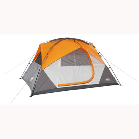 Coleman Tent Dome Instant 3P, 7x7-inch (Orange) - Ayudh Sports LLP