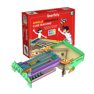 Smartivity Angle Wrangle Car Racing