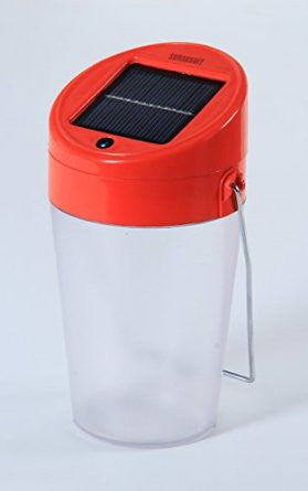 Surakshit Rechargeable white LED Solar Lantern - Ayudh Sports LLP