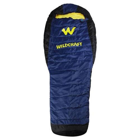Wildcraft Lite Blue 2015 Sleeping Bag - Ayudh Sports LLP  - 1