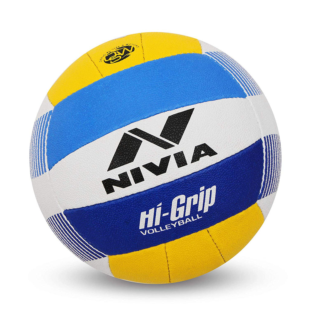 Nivia Hi Grip Volleyball Size 4 VB-482