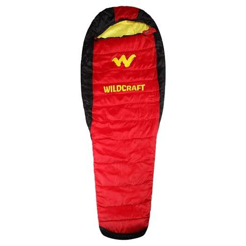 Wildcraft Ultra Lite Red 2015 Sleeping Bag - Ayudh Sports LLP  - 1