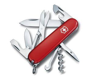 Victorinox Climber Red Swiss Army Knife (1.3703) - Ayudh Sports LLP