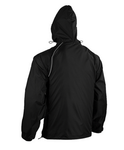 Wildcraft Rain Cheater Suit Black
