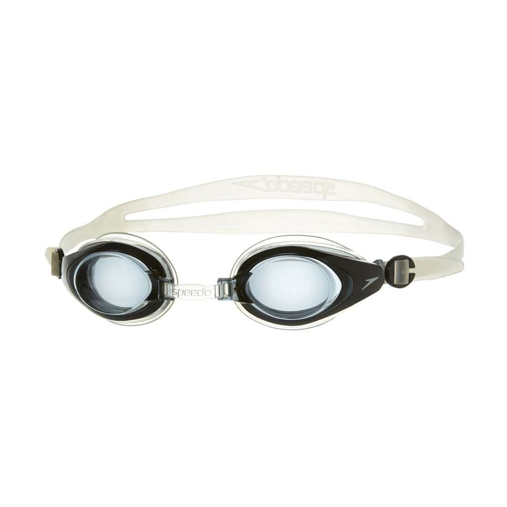 Speedo Mariner Optical XU Black/Smoke Swimming Goggle