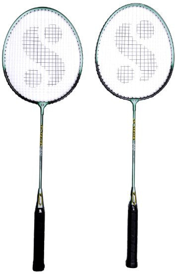 Silver's Sb-616 Gutted Badminton Set Multicolour - Ayudh Sports LLP  - 1
