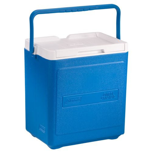 Coleman Liters 20 Cans Party Stacker Cooler (Blue) - Ayudh Sports LLP  - 1