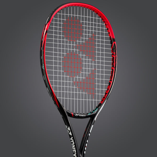 Yonex Vcore SV Team Gloss Red Tennis Racquet- G4 3/8