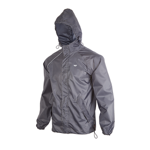 Wildcraft Rain Cheater Grey