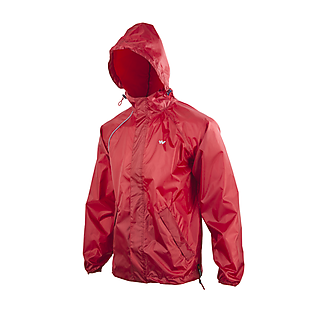 Wildcraft Rain Cheater Red Pompia