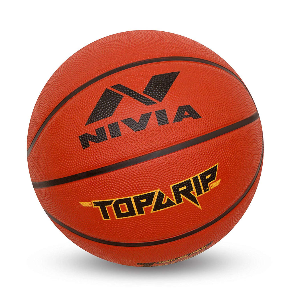 Nivia Top Grip Basketball Size 5 BB-194