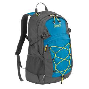 Coleman Hayden Creek 30 Litres Backpack (Blue) - Ayudh Sports LLP