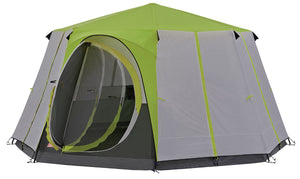 Coleman Octagon 8 Person Tent Green