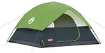 Coleman Sundome 4 Person Tent Green