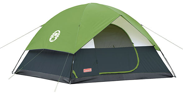 Coleman Sundome 3 Person Tent Green