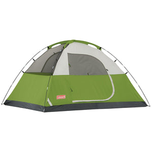 Renting 4 Person Tent