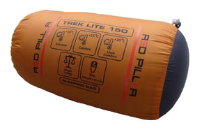 Red Pillar Trek Lite 150 Sleeping Bag - Ayudh Sports LLP  - 2