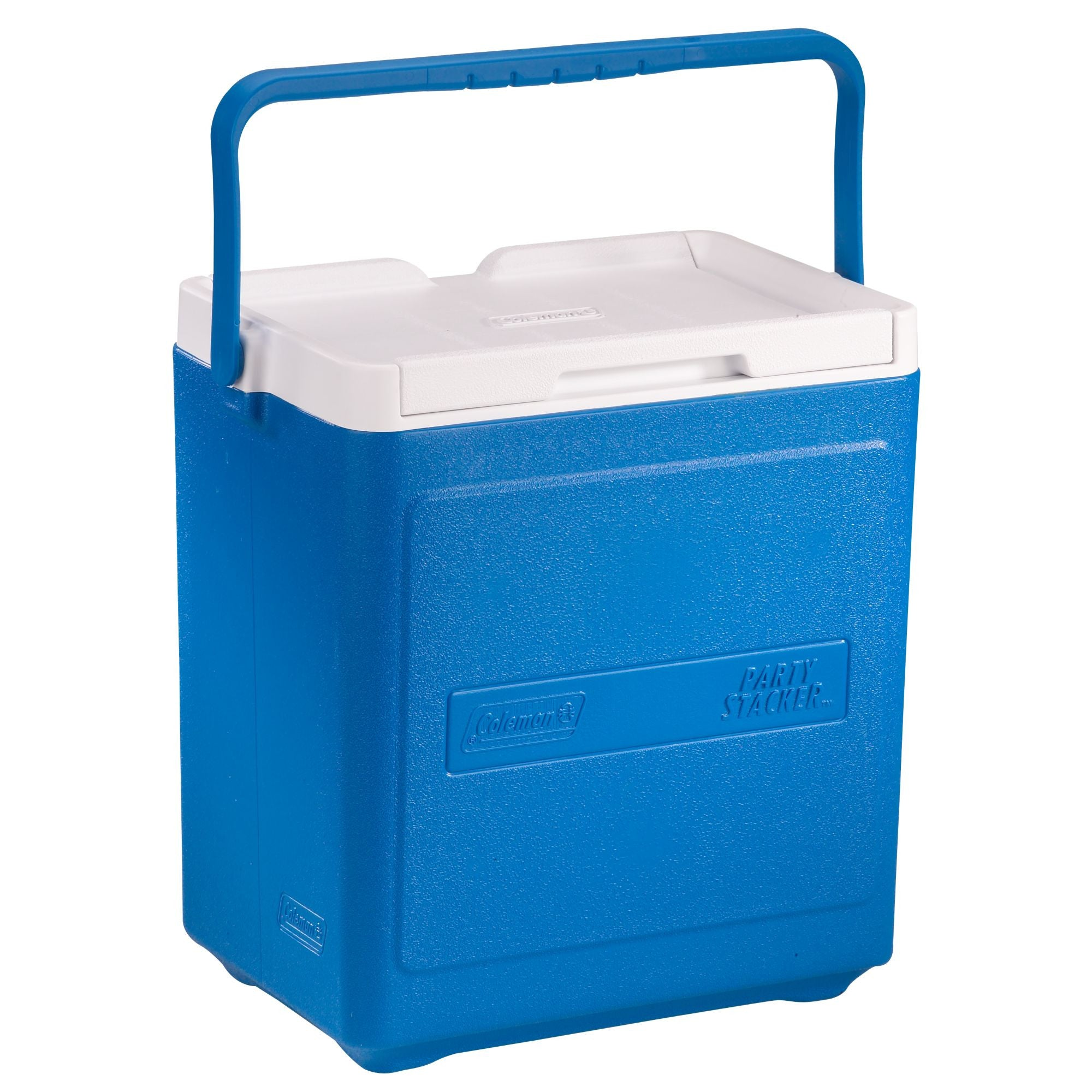 Coleman Liters 20 Cans Party Stacker Cooler (Blue) - Ayudh Sports LLP  - 2