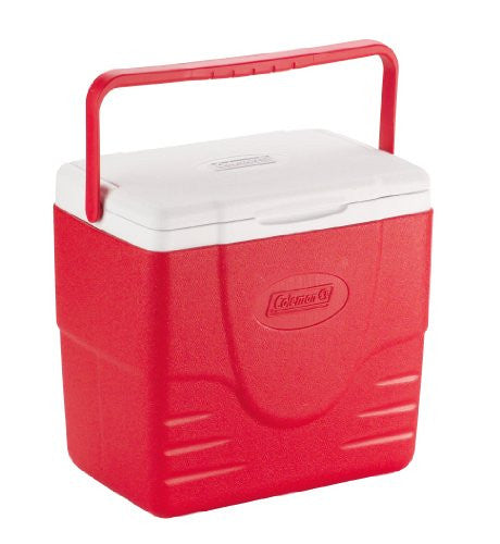Coleman 16Qt/15 Liters Excursion Cooler Red