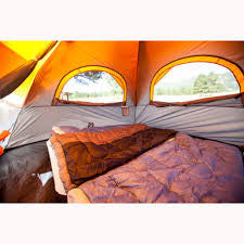 Coleman Tent Dome Instant 3P, 7x7-inch (Orange) - Ayudh Sports LLP  - 2