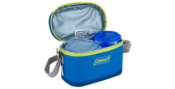 Coleman Export SMU Polyester Tiffin Box, 1000ml - Ayudh Sports LLP  - 2
