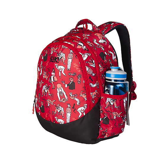 Wildcraft Wiki J2 Anthro Red School Bag