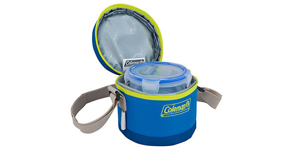Coleman Tiffin 600ml, Export Smu 2 Containers Lunch Box - Ayudh Sports LLP  - 2