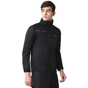 Wildcraft Rain Pro Jacket Black