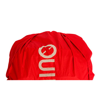 Quipco Turtleback Rain Cover - 35 To 50 Litres - Ayudh Sports LLP  - 3