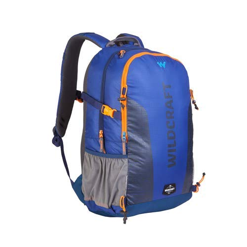 Wildcraft Trailblazer 35 Blue Laptop Bag