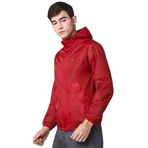 Wildcraft Rain Cheater_B Plus Red